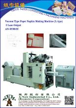 Vacuum Type Napkin Machine (AN-32703 + AN-32704)