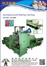 Wallet Type Pocket Facial Tissue Wrapping Machine (AN-82600WP)